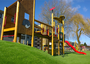 design a playscape with HAGS
